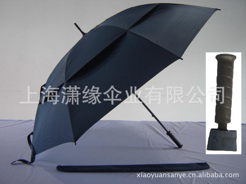 纤维伞架高尔夫伞、商务礼品伞高尔夫伞定制工厂