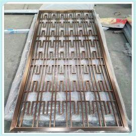工厂定制方管不锈钢屏风欧式屏风隔断座屏加工爆款屏风