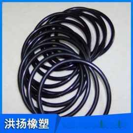 环保耐高温0形圈  硅胶密封圈 橡胶圈