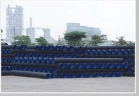 HDPE增强螺旋钢带管