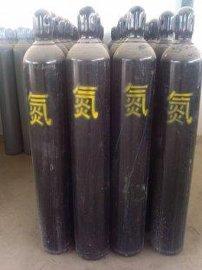 高纯氮高纯氦气40L氮气医用氧杭州送货