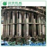 玻璃瓶铝制盖灌装机,酵素生产线酵素灌装机