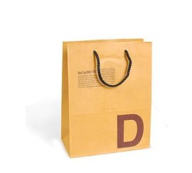广州印刷手提纸袋 手提牛皮纸袋l礼品纸袋
