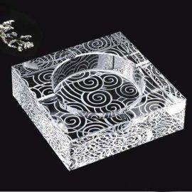 太原雕刻水晶烟灰缸,大同钻石水晶烟灰缸批发 阳泉**水晶烟灰缸