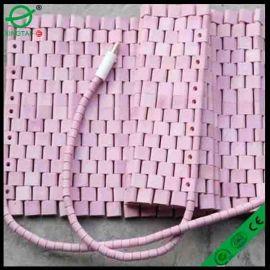 盐城华邦,履带式陶瓷电加热板,非标可定制