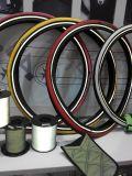 反光自行车轮胎 全胎边反光带设计 反光安全骑行自行车轮胎