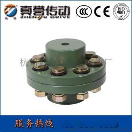 生产直供真誉减速传动件 FCL弹性套柱销联轴器 减速机联轴器