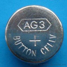 AG3电笔电池 AG3儿童鞋灯电池/闪光机芯电池