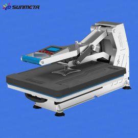 40*50液压平板烫画机 Diy t恤高压烫画机 抽拉式热转印机器