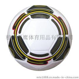 新品上市麦特斯正品5号PU足球标准比赛足球训练球手缝球厂家直销