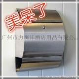 弧形不锈钢防水信报箱 欧式壁挂小区别墅单位信箱 意见投诉箱