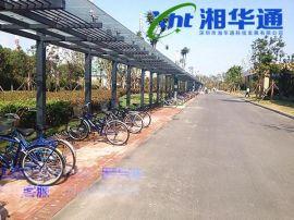 自行车停车架创意停放设施自行车摆放架