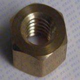 電力系統黃銅螺絲帽   螺母