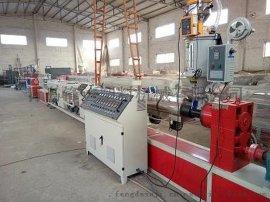 青岛锋达塑料机械供应PERT地暖管生产线厂家