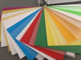 陕西高密度pp塑料板材 加工定制实心塑料板材 聚丙烯板