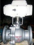 广州电动球阀厂家, 不锈钢电动球阀, 电动阀门
