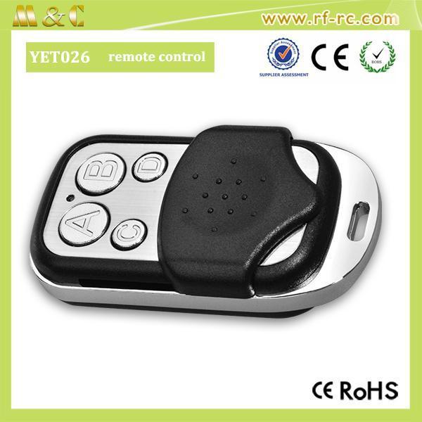 深圳厂家供应YET026发射器,遥控手柄,经典滑盖系列。