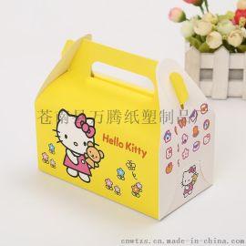 浙江温州苍南批发低价格烘焙盒子、糕点盒、蛋糕盒、制作纸盒