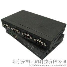 USB转4端口485转换器
