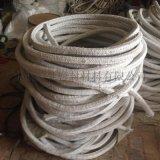 钢丝增强陶瓷纤维方绳