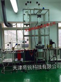 乙醇蒸馏装置,酒精回收装置,酒精精馏塔