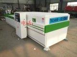 PVC真空吸塑覆膜机 双工位橱柜门板覆膜机 压膜机百贴机