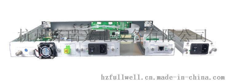 標準型, 熱插拔單電源(FWT-1550DS系列) FWT-1550DS 系列標準型1550nm光發射機,catv光發射機,傳輸:5~10公裏 / 15~30公