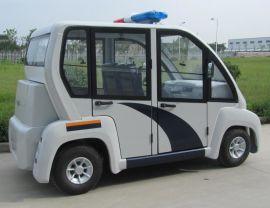 重庆4座封闭式电动巡逻车