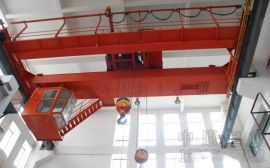 LH型电动葫芦双梁桥式起重机
