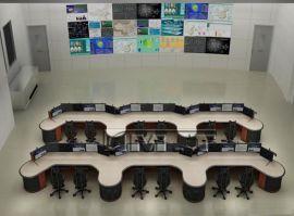 监控大厅控制台,指挥**调度台,监控工作席,指挥工作台