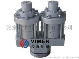 供应16-160一出二的U-PVC给、排水、电力护套管挤出生产线设备