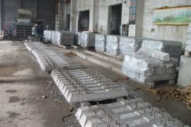 耐磨损水泥枕木