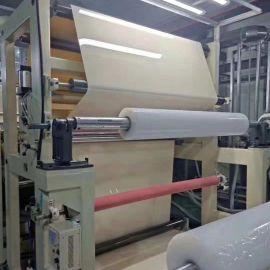 PVC透明软片硬片挤出生产线 PVC硬质片材挤出线