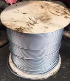 镀锌钢丝绳 电镀锌钢丝绳 各种直径有售 量大优先