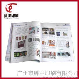 企业定制**品牌介绍彩色专版杂志内刊画册印刷