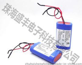 手术头灯电池/LED头灯电池/ 电池/医疗电池/3.7V/5200mAh/按客户要求订做