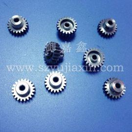 45#合金钢电机齿轮滚齿加工 精密马达齿轮 热处理 深圳齿轮加工