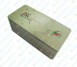 中宁枸杞子包装礼品盒|免洗枸杞茶包装铁盒
