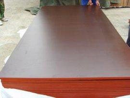 覆膜板 清水模板4*8厚度12.-18mm模板