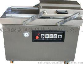 酵母粉不锈钢真空包装机械 真空包装机械 双室500型粉状包装机械