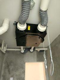 中嘉新风净化系统ZJS-XD500A 地下室新风系统除甲醛PM2.5