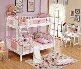 供应卧室儿童双层高低床 上下床子母床
