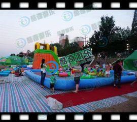 北京兒童支架游泳池,氣墊游泳池