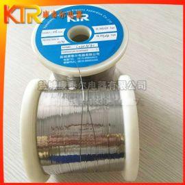 电热扁丝 Cr20Ni80镍铬2080扁丝/扁带 0.1*0.5mm定做规格