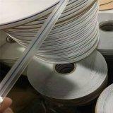升强胶带厂家定做PE05蓝线封缄双面胶带 opp包装袋封口自粘胶条