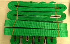 公司专业生产扁平吊装带,柔性吊装带,收紧器等