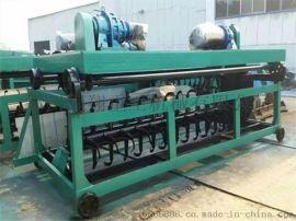 供应4米5米有机肥槽式发酵翻堆机多少钱 翻抛机参数