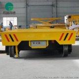 上海廠家定製托盤轉運車 拖線式三相軌道臺車