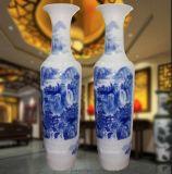 陶瓷大花瓶,酒店开业礼品花瓶,落地陶瓷大花瓶
