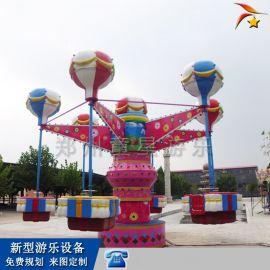 新型公园摇头桑巴气球游乐设备生产商